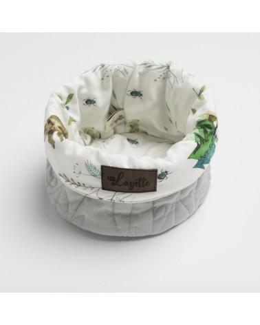 Panier de toilette bébé - Collection Forêt