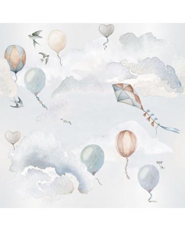 Papier peint Voyage dans le ciel
