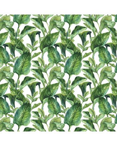 papier peint feuilles