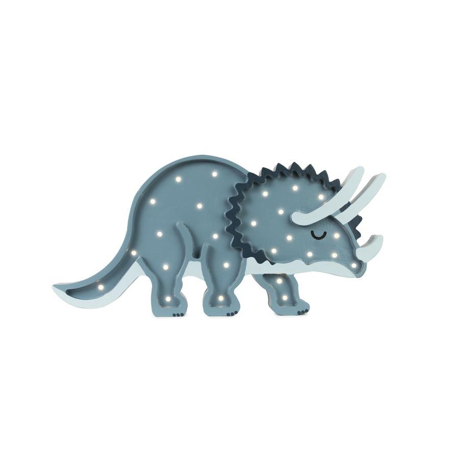 lampe veilleuse tricératops