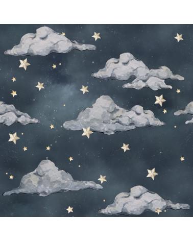 papier peint ciel de nuit