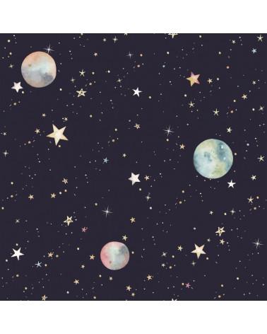 papier peint enfant univers