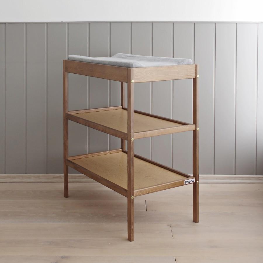 Table à langer vintage changer woodies for dreams
