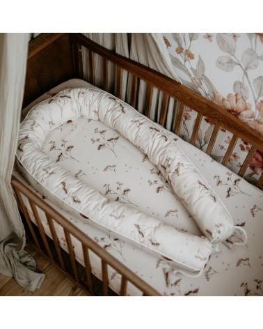 drap housse bébé 60 x 120 cm