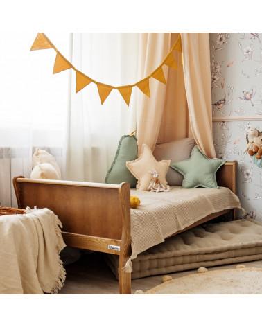 lit junior noble bed toddler vintage 70 cm x 170 cm