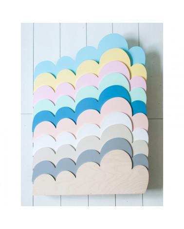 étagères nuages collection