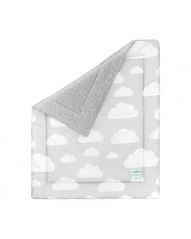 Couverture grise nuages