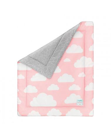 couverture enfant rose enfant