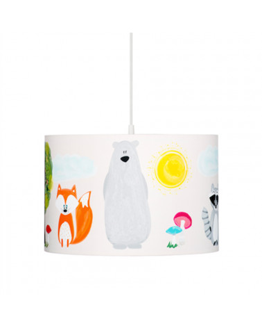 suspension enfant animaux