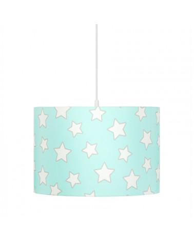 suspension menthe étoiles