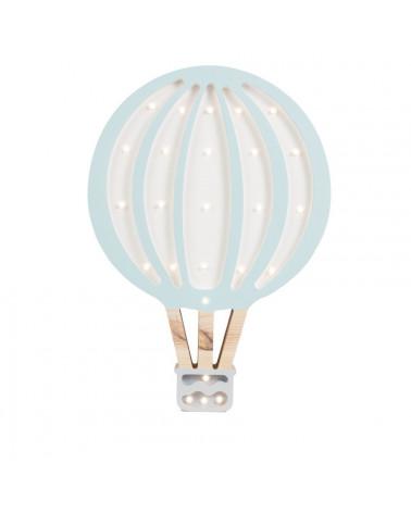 Lampe veilleuse montgolfière