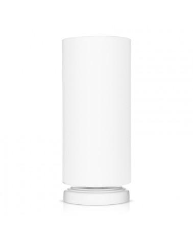 Lampe de chevet classique blanche