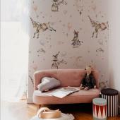 Nouvelle collection de Dekornik Jouets du grenier est en ligne:-) Ce magnifique papier peint mêle les thèmes du cirque, du manège et de la magie ! Vous pouvez découvrir d'autres modèles en story :-)  Qu'en pensez-vous?   #decochambrebebe #chambrebebe #chambreenfant  #papierpeint #papierpeintenfant  #futuremaman #nature #decomurale #bebe #papierpeintbebe #dekornik #petibisonboutique #oursons #magie #papierpeintbebe