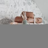 Petite chambre adorée chez @see_by_kloe :-)   #decochambrebebe #chambrebebe #chambreenfant #chambrebébé #papierpeint #papierpeintenfant #veilleuse #arcenciel #futuremaman #nature #decomurale #bebe #papierpeintbebe #dekornik #petibisonboutique #romantique