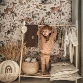 Nouveau ! Papier peint animaux mignons de la forêt :-) ⠀⠀⠀⠀⠀⠀⠀⠀⠀ Il existe en deux versions : avec fond clair et sombre !⠀⠀⠀⠀⠀⠀⠀⠀⠀ Chaque lé est large de 100 cm large et haut  de  280 cm.⠀⠀⠀⠀⠀⠀⠀⠀⠀ ⠀⠀⠀⠀⠀⠀⠀⠀⠀ ⠀⠀⠀⠀⠀⠀⠀⠀⠀ Photo @ania.skalska.firlej ⠀⠀⠀⠀⠀⠀⠀⠀⠀ #kidsroom #babyroom #decorationinterieur #decorforkids #kidsdecor #decochambrebebe #chambrebebe #chambreenfant #chambrebébé #papierpeint #papierpeintenfant #animauxdelaforêt #futuremaman #nature #decomurale #bebe #papierpeintbebe #dekornik #petibisonboutique #tapisserieenfant #foret