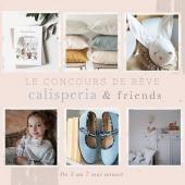 CONCOURS DE REVE - CALISPERIA AND FRIENDS  Je l'immense plaisir de faire partie des marques choisies par Paola de @calisperia_paris pour fêter ses 5000 abonnés ! Ensemble, nous vous proposons de remporter :   - Un bon d'achat de 60 Euros @atelieroranger : choisissez dans sa collection poétique espiègle, poétique et un brin rétro les illustrations qui vous accompagneront au quotidien. - Un Gaston : le coussin @maisonbaba douillet à souhait qui va avec tout et se promène partout . Valeur de 39 euros  - Un bon d'achat de 80 euros chez @boramiri : il ne vous restera qu'à choisir votre création textile parmi les trésors de son bestiaire merveilleux !  -  Un bon d'achat de 100 euros valable sur les intemporels Calisperia @calisperia_paris pour composer son vestiaire de nuit idéal !  - Une paire de Ballerine ou de slippers Franco - Espagnole @hermosillaparis pour parfaire sa tenue... aussi chic qu' incontournable ! Valeur 39 Euros  - Un set de stickers muraux @petitbison_boutique pour composer un décor onirique et unique dans sa chambre.   Pour participer à notre concours abonnez-vous à TOUS nos comptes si ce n'est pas déjà fait 😉  Puis rendez- vous sur la page @calisperia_paris !  Sous la photo du concours, invitez trois amies  au moins à découvrir nos marques en commentaire !  Le concours se termine vendredi 7 mai à Minuit, le / la gagnant.e sera annocé.e samedi 8 mai à Midi !  Merci pour vos participations et bonne chance à tou.te.s 🍀  #concours #petitbisonboutique #calisperiaparis #chambrebebe #chambrebébé